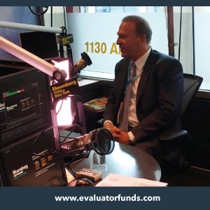 Bloomberg revisits the current market environment with The E-Valuator Funds CIO Kevin Miller.  Listen here.