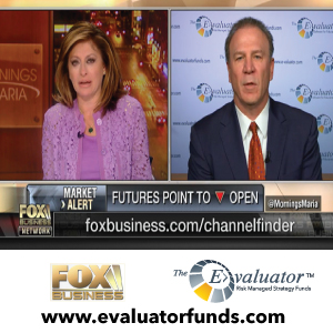 Fox Business Mornings with Maria: E-Valuator Funds CIO Kevin Miller on the state of the markets