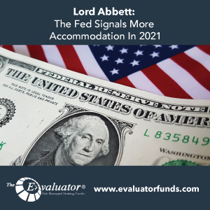 Lord Abbett: The Fed Signals More Accommodation In 2021