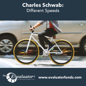 Schwab: Different Speeds